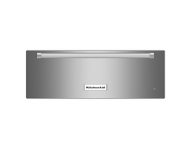KitchenAid 30 inch 1.5 cu. ft. Slow Cook Warming Drawer in Stainless Steel KOWT100ESS