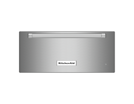 KitchenAid 24 inch 1.1 cu. ft. Slow Cook Warming Drawer in Stainless Steel KOWT104ESS