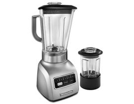 KitchenAid Architect 5 Speed Blender in Cocoa Silver KSB655CS