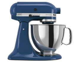 KitchenAid Artisan Series 5-Quart Tilt-Head Stand Mixer in Blue Willow KSM150PSBW