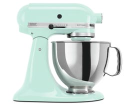 KitchenAid Artisan Series 5-Quart Tilt-Head Stand Mixer in Ice Blue KSM150PSIC