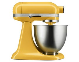 KitchenAid Artisan Mini 3.5 Quart Tilt-Head Stand Mixer in Orange Sorbet KSM3311XBF