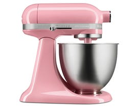 KitchenAid Artisan Mini 3.5 Quart Tilt-Head Stand Mixer in Guava Glaze KSM3311XGU