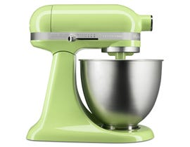 KitchenAid Artisan Mini 3.5 Quart Tilt-Head Stand Mixer in Honeydew KSM3311XHW
