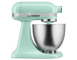 KitchenAid Artisan Mini 3.5 Quart Tilt-Head Stand Mixer in Ice KSM3311XIC