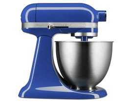 KitchenAid Artisan Mini 3.5 Quart Tilt-Head Stand Mixer in Twilight Blue KSM3311XTB