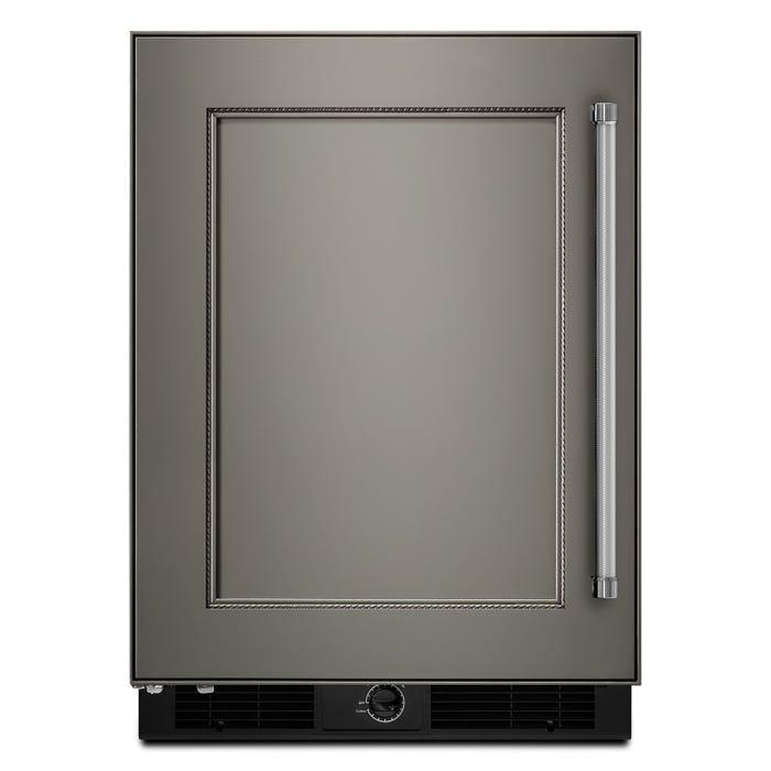 KitchenAid 24 inch Panel Ready Undercounter Left Swing Refrigerator KURL104EPA