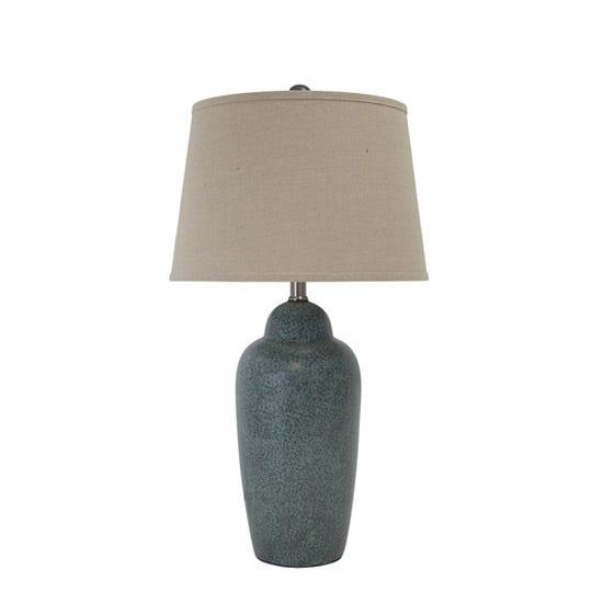 Signature Design by Ashley Ceramic Table Lamp L100254