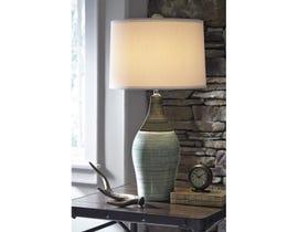 Signature Design by Ashley Ceramic Table Lamp L123884