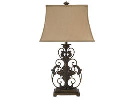Signature Design by Ashley Poly Table Lamp Sallee L200064