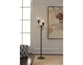 Signature Design by Ashley Metal Floor Lamp Jaak L207171
