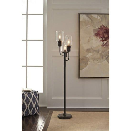Signature Design by Ashley Metal Floor Lamp Jaak L207171