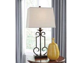 Signature Design by Ashley Metal Table Lamp L208034