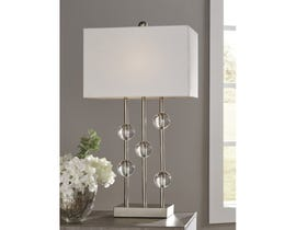 Signature Design by Ashley Metal Lamp Jaala L428064