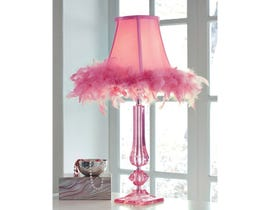 Signature Design by Ashley Acrylic Table Lamp L857604