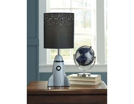 Signature Design by Ashley Table Lamp in Gray/Black L857674