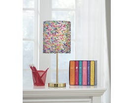 Signature Design by Ashley Maddy Table Lamp in Multi-Colour L857724