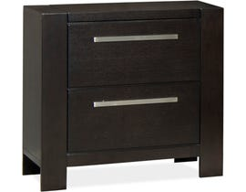 High Society Lansing Collection Nightstand in Dark Chocolate LS600