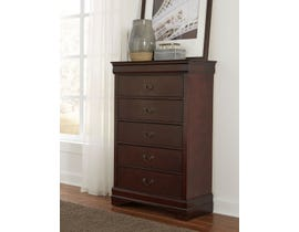 Global Furniture Marley Merlot Chest M-CH