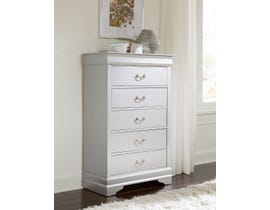 Global Furniture Marley Silver Chest S-CH