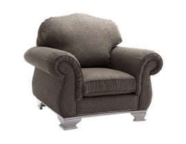 Decor-Rest Fabric Chair in Nation Charcoal 6933