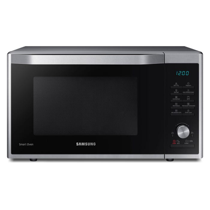 Samsung 21 inch 1.1 cu. ft. counter top Microwave with Convection MC11J7033CT