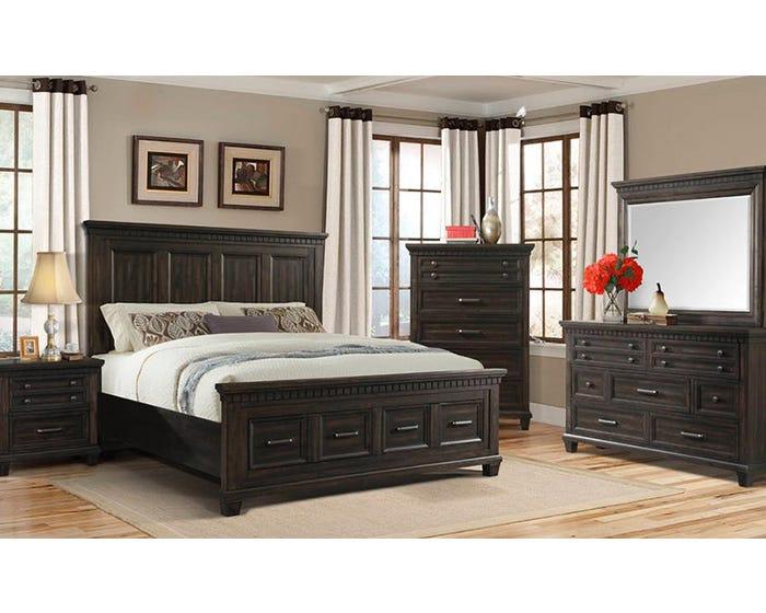 Bedroom Set High Society Mccabe Mb600 Lastman S Bad Boy