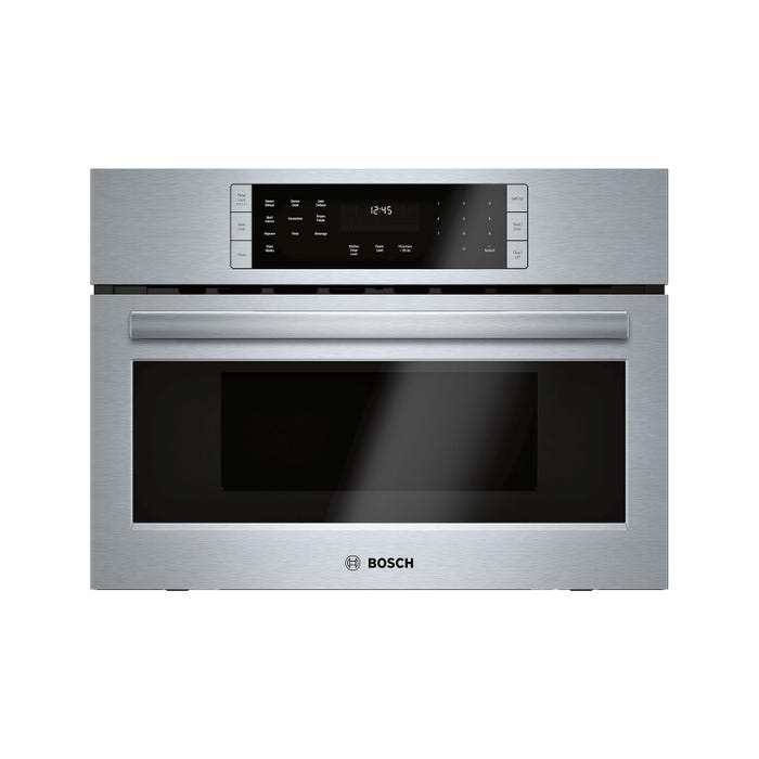 Bosch 27 Inch built-in Speed Microwave Oven 800 series HMC87152UC