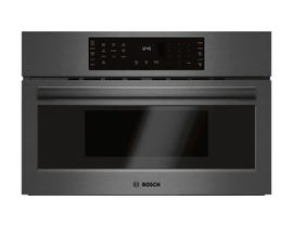 Bosch 30 inch 1.6 cu.ft. Built-in Speed Microwave Oven in Black Stainless Steel HMC80242UC