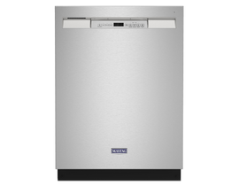 Maytag 24 inch 50 dBA Built-in Dishwasher in FingerPrint Resistant Stainless Steel MDB4949SKZ