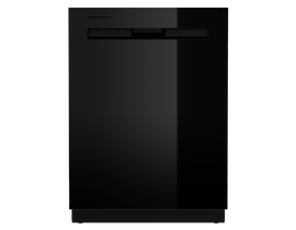 "Maytag 24"" 47 dBA Top Control Dishwasher in Black MDB8959SKB"