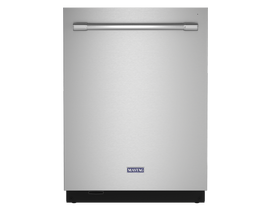 "Maytag 24"" 44 dBA Built-In Dishwasher in Stainless Steel MDB9979SKZ"