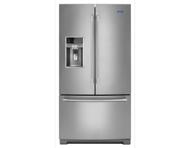"Maytag 36"" 27 cu. ft. French Door Refrigerator in Stainless Steel MFT2772HEZ"