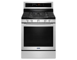 Maytag 30 inch 5.8 cu.ft. true convection Gas range in stainless steel MGR8800FZ