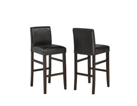 Espresso brown bar stool WS-5411-ESP