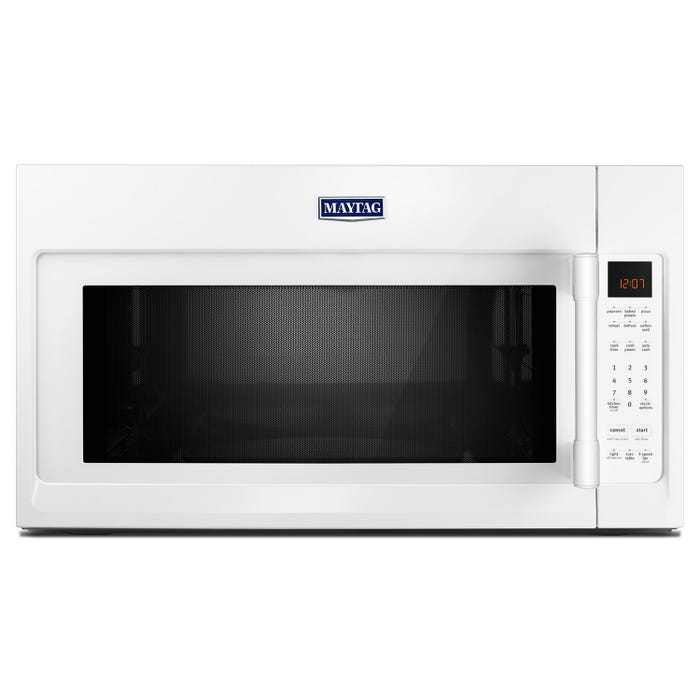Maytag 30 inch 2.0 cu.ft. microwave in white YMMV4206FW