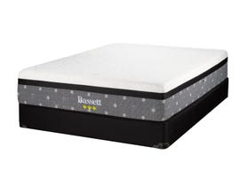 Bassett Montage Series Euro Top Plush Twin Mattress