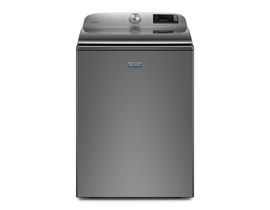 Maytag 5.4 cu. ft. Smart Top Load Washer in Metallic Slate MVW6230HC