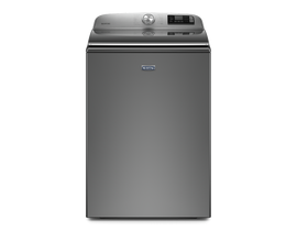 Maytag 6.0 cu. ft. Smart Top Load Washer in Metallic Slate MVW7230HC