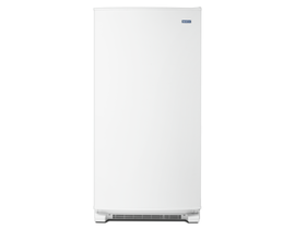 Maytag 20 cu. ft. Frost Free Upright Freezer with LED Lighting in White MZF34X20DW