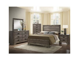 Nathan Series Bedroom Set in Grey NH100