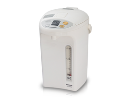 Panasonic 4.0L Electric Thermo Pot in White NCEG4000