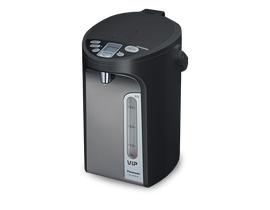 Panasonic 4.0L Electric Thermo Pot with U-VIP in Black NCHU401K