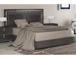 M.A.Z Sarah Alla Moda Series Bed in Grey 4900