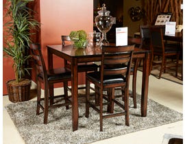 Signature Design by Ashley DRM Counter Table Set (5-CN) D385-223