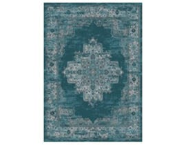 Signature Design by Ashley Large Rug Moore Blue Teal R402591