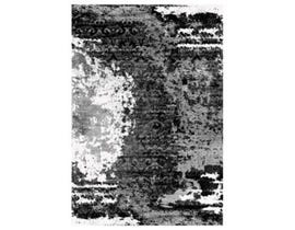 Signature Design by Ashley Large Rug Roskos Black grey R402701