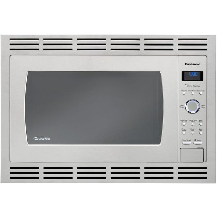 Panasonic Microwave Trim Kit 27-inch in stainless steel NNTK722S