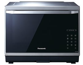Panasonic 22 inch 1.2 cu.ft. Premium Wall oven & Microwave Combo in Stainless Steel NNCF876S