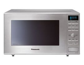 Panasonic 21 inch 1.1 cu. ft. 1000W Countertop Microwave in Stainless Steel NNGD693SC
